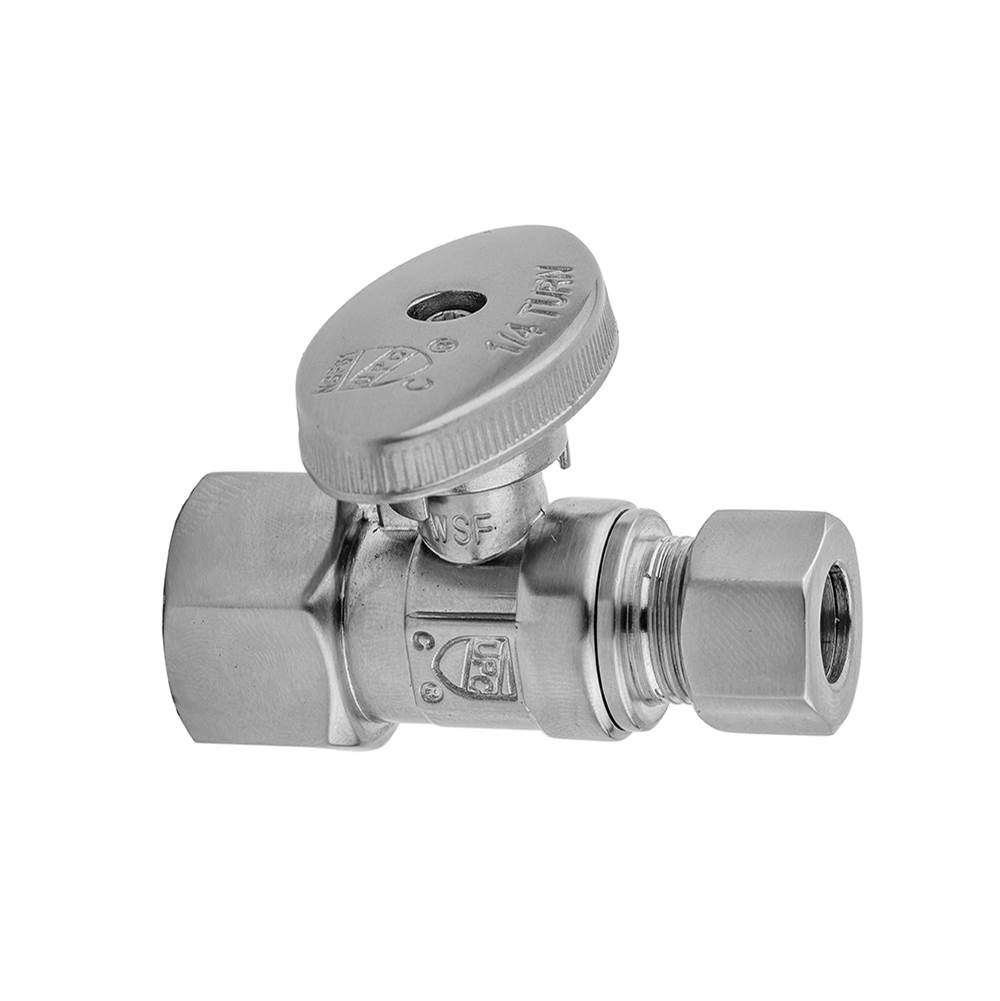 Oil Rubbed Bronze Standard Plumbing Supply Compression Valve Kit with Contemporary Square Lever Handle Jaclo 619-6-71-ORB 1//2 IPS x 3//8 O.D